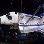 CRS-3 Scrub 2 - Bill: Atlantis Fisheye