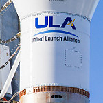 Michael: MUOS AtlasV Rocket Launch: MUOS-3 by ULA, on the pad.