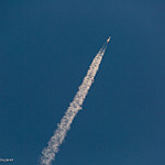 AFSPC-5 (Jared): Atlas V passing Max-Q