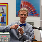 "AFSPC-5 (Jared): Bill Nye discusses how the LightSail will ""tack"" relative to the sun."