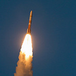 Jared: Delta IV / WGS-7: Delta IV in flight