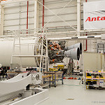 Orbital ATK / Antares Media Day: Antares OA-7 core with RD-181 engines