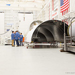 Orbital ATK / Antares Media Day: Antares Payload Fairing