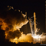 SpaceX Orbcomm-2 Mission: Falcon 9 Ignition and Liftoff