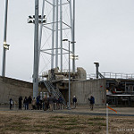 Orbital ATK / Antares Media Day: Launchpad 0A Reconstruction & Upgrade