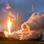Jared: Atlas V / Orbital ATK Cygnus OA-4 CRS-4: Orbital ATK Cygnus resupply mission lifting off for the ISS