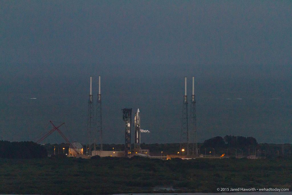 Jared Atlas V Orbital Atk Cygnus Oa 4 Crs 4 Launch We