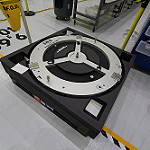 Orion EM-1 Spacecraft at Kennedy Space Center: Orion Flight Hardware