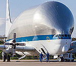 Super Guppy Arrives at KSC (Michael Seeley): Orion Returns to Kennedy Space Center - February 1, 2016