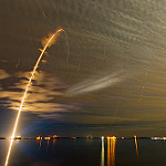 Atlas V / OA-6 Launch (Michael Seeley): OA6 AtlasV rocket launch by United Launch Alliance