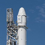 Falcon 9 / CRS-8 Launch: Dragon spacecraft