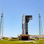 Atlas V / MUOS-5 (Jared Haworth): Atlas V at Space Launch Complex 41