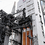 Delta IV Heavy / NROL-37 (Jared & Dawn Haworth): Delta IV Heavy, Mobile Service Tower