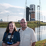 Delta IV Heavy / NROL-37 (Jared & Dawn Haworth): Father Daughter Launchpad Visit