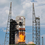 Delta IV Heavy / NROL-37 (Jared & Dawn Haworth): Main Engine Start, Delta IV Heavy