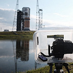 Delta IV Heavy / NROL-37 (Jared & Dawn Haworth): Remote Camera setup for the Delta IV Launch