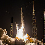 Falcon 9 / CRS-9 (Michael Seeley)
