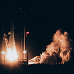 Antares / Cygnus OA-5 Launch (Jared Haworth): Ignition and Liftoff, Antares 230 Rocket