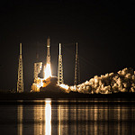 Atlas V / GOES-R (Michael Seeley): GOES-R AtlasV rocket by United Launch Alliance