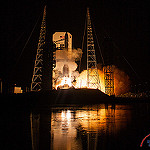 Delta IV / WGS-8 (Jared Haworth): Launch of WGS-8