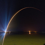 Atlas V / SBIRS GEO-3 (Michael Seeley): SBIRSGEO3 Atlas V launch by United Launch Alliance - It's full of stars.