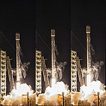 Falcon 9 / EchoStar XXIII (Michael Seeley): 7 seconds: Echostar XXIII launch by SpaceX