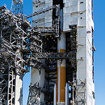 Delta IV / WGS-9 (Bill & Mary Ellen Jelen): Delta IV Panoramic