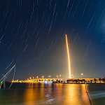 Falcon 9 / EchoStar XXIII (Michael Seeley): Echostar XXIII launch by SpaceX