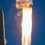 Atlas V / OA-7 (Mary Ellen Jelen): Engine Close-Up 2