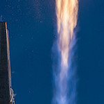 Atlas V / OA-7 (Mary Ellen Jelen): Engine Close-Up 3