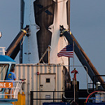 Falcon 9 / SES-10 (Mary Ellen Jelen): US Innovation