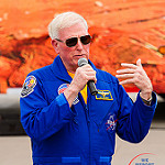 Summer of Mars at Kennedy Space Center (Bill & Mary Ellen Jelen): John McBride