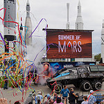 Summer of Mars at Kennedy Space Center (Bill & Mary Ellen Jelen): Summer of Mars Celebration
