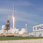 Falcon 9 / BulgariaSat-1 (Michael Seeley): BulgariaSat1 by SpaceX