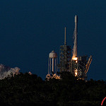 Falcon 9 / Intelsat 35e (Bill and Mary Ellen Jelen): Launch