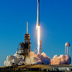 Falcon 9 / Intelsat 35e (Bill and Mary Ellen Jelen): Remote Camera Launch