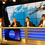 Falcon 9 / CRS-12 (Bill & Mary Ellen Jelen): Pre-Launch Press Conference