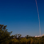 Falcon 9 / KoreaSat-5A (Bill & Mary Ellen Jelen): Daytime Streak