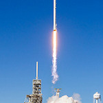 Falcon 9 / KoreaSat-5A (Michael Seeley): KoreaSat5A by SpaceX