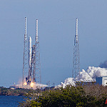 Falcon 9 / SpaceX CRS-13: CRS-13-30