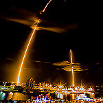 Falcon 9 / Zuma Launch (Bill and Mary Ellen Jelen): ZumaSLC40--28