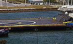 SpaceX Droneship returns empty after Falcon Heavy: Panorama of OCISLY Returning