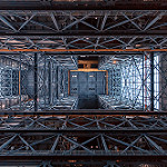 Atlas V / GOES-S (Michael Seeley): Inside the Vehicle Assembly Building