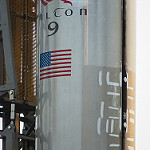 Falcon 9 / Merah Putih (Bill and Mary Ellen Jelen): Alien Graffiti?