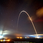 Delta IV Heavy / Parker Solar Probe (Jared Haworth): Parker Solar Probe launches from Cape Canaveral Air Force Station