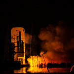 Delta IV Heavy / Parker Solar Probe (Bill and Mary Ellen Jelen): ParkerSolarProbe-12