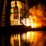 Delta IV Heavy / Parker Solar Probe (Bill and Mary Ellen Jelen): ParkerSolarProbe-29