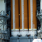 Delta IV Heavy / Parker Solar Probe (Bill and Mary Ellen Jelen): ParkerSolarProbeColor-18
