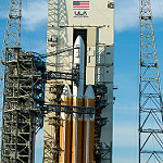 Delta IV Heavy / Parker Solar Probe (Bill and Mary Ellen Jelen): ParkerSolarProbeColor-23