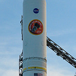 Delta IV Heavy / Parker Solar Probe (Bill and Mary Ellen Jelen): ParkerSolarProbeColor-31